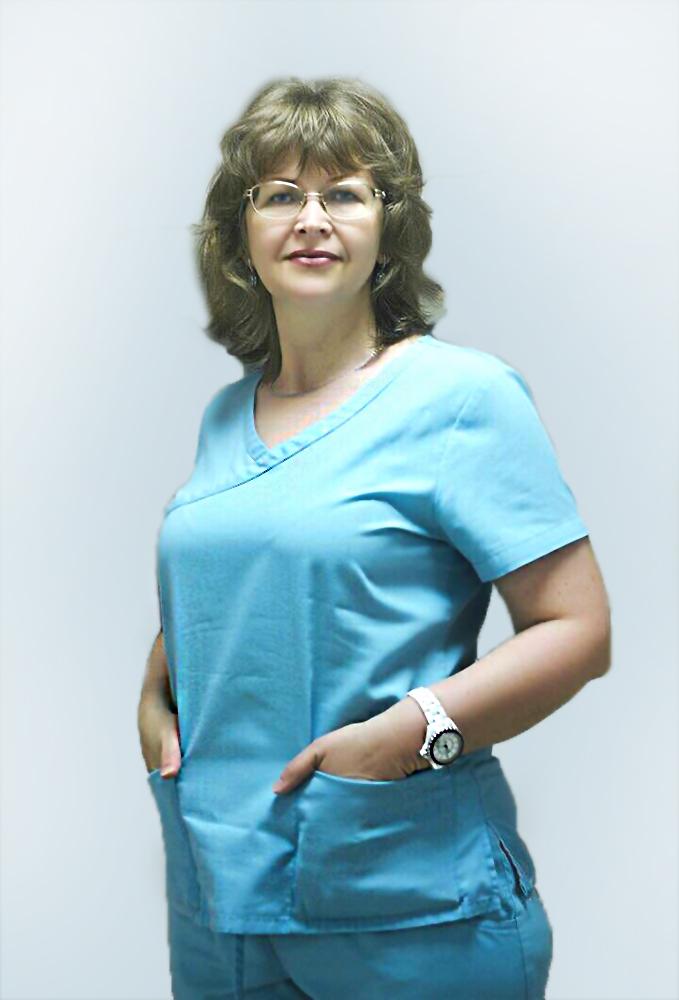 Савельєва Ірина Валеріївна