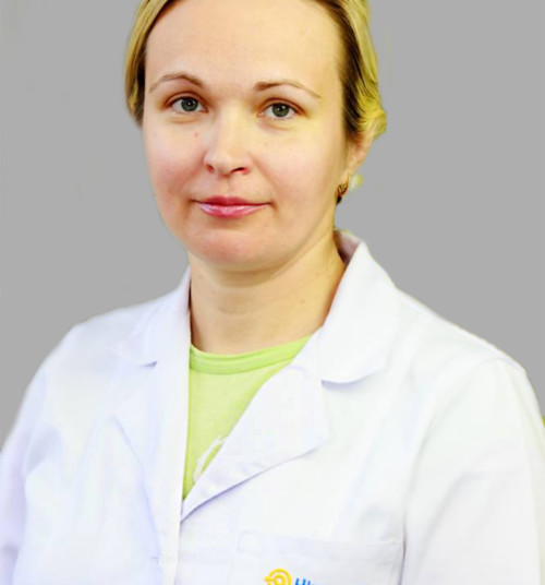 Кузьміна Анна Володимирівна