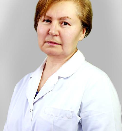 Хіміч Людмила Іванівна