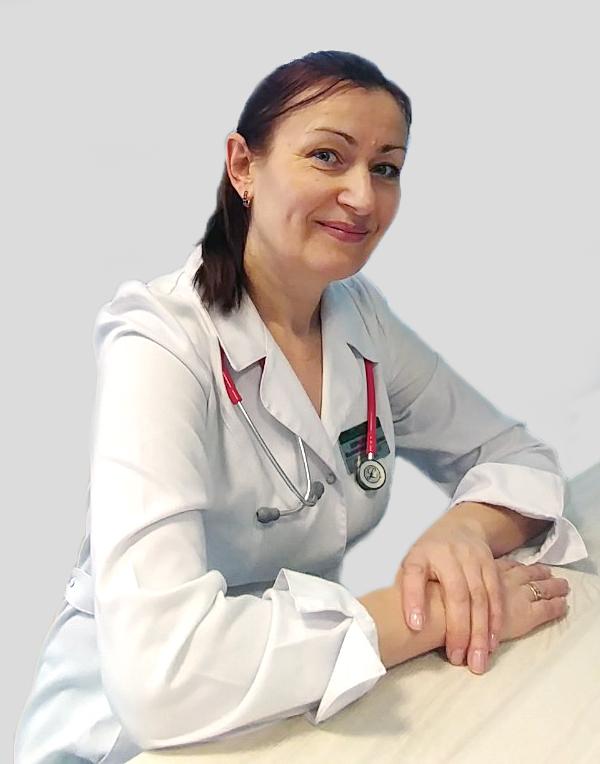 Хорольська Валентина Іванівна