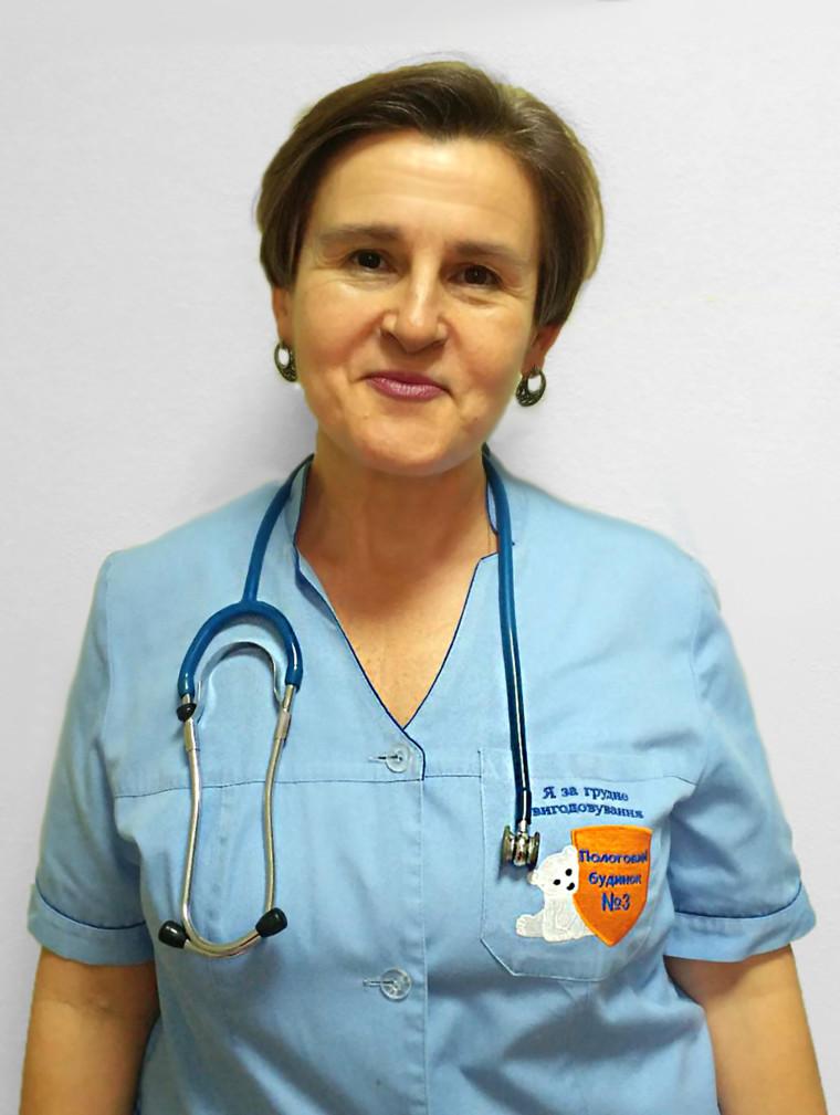 Костіна Ірина Анатоліївна