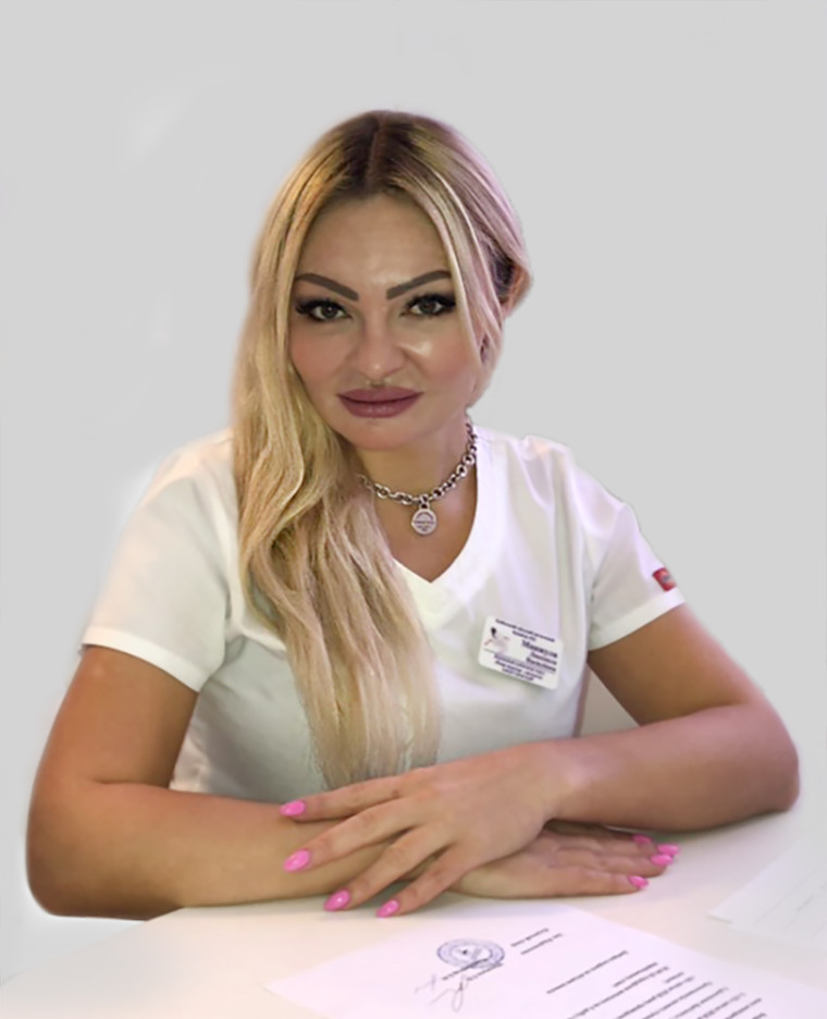 Манжула Людмила Василівна