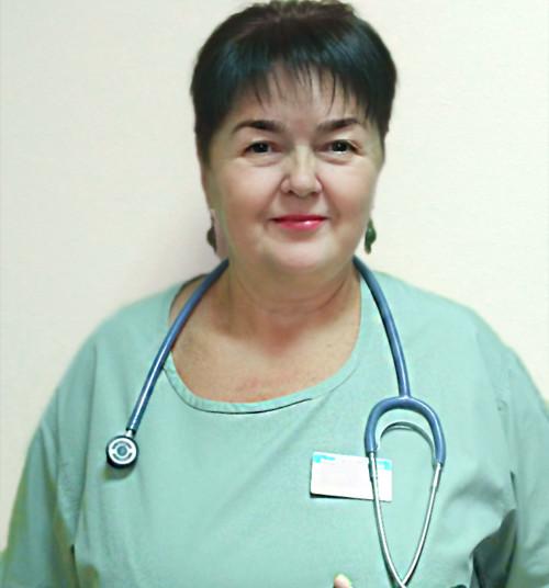 Нагнибіда Валентина Іванівна