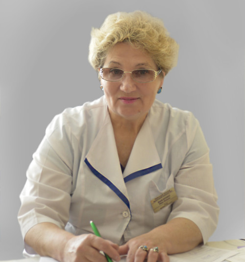 Павленко Ніна Яківна