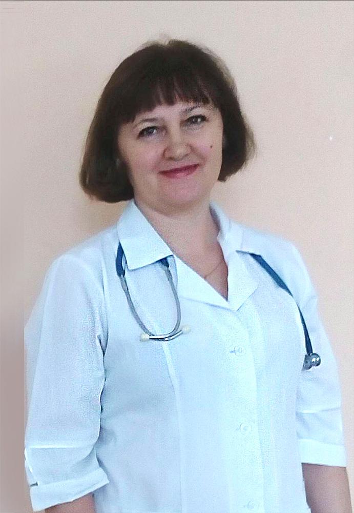Прохорович Тетяна Іванівна