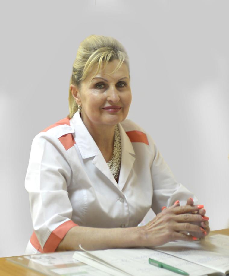 Шепіцена Людмила Іванівна
