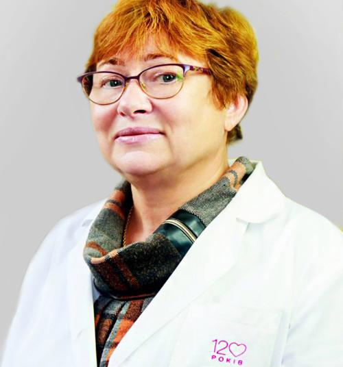 Слонова Олена Петрівна