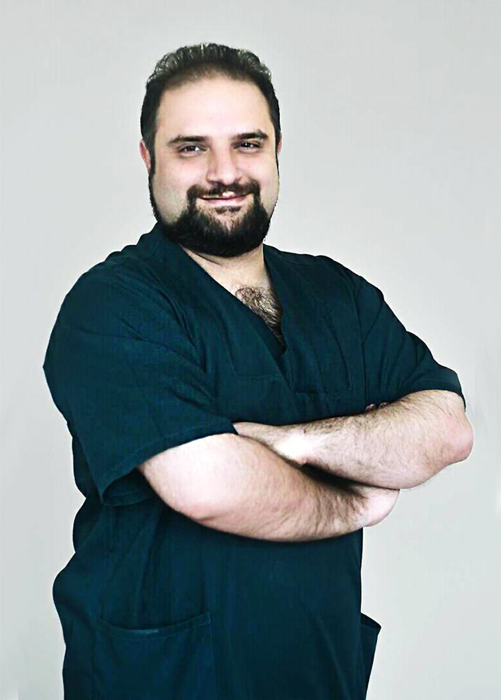 Тахеррафтар Бабак Махмудович