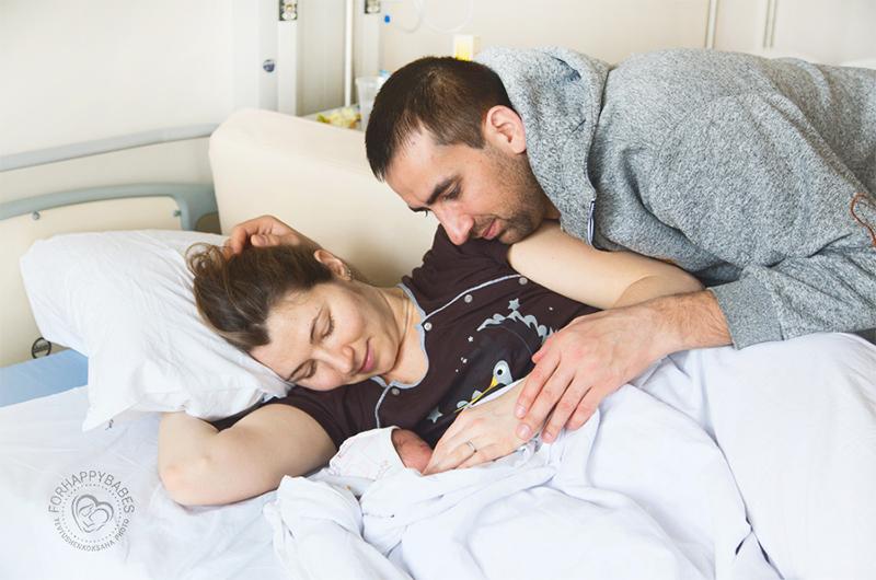 Короткі настанови батькам по догляду за новонародженою дитиною після виписки з  пологового будинку