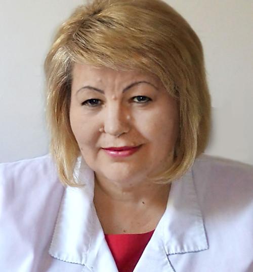 Пастушенко Валентина Вікторівна