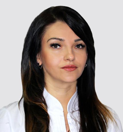 Бенюк Світлана Василівна