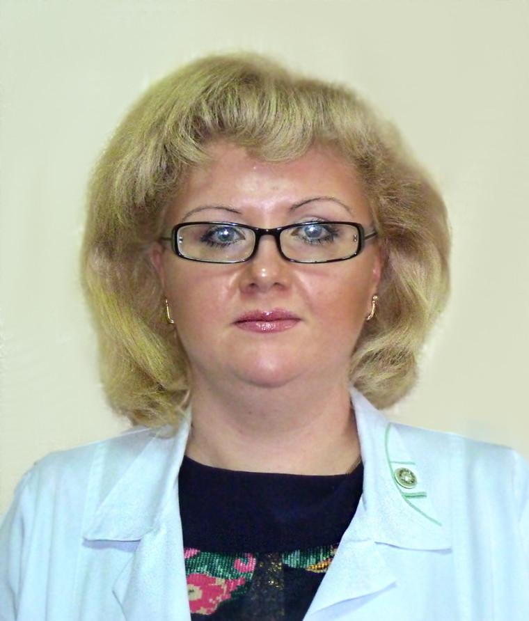 Щерба Олена Анатоліївна