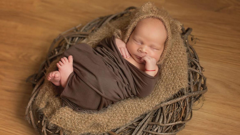 Хропіння у новонародженого: у чому причина та як допомогти?